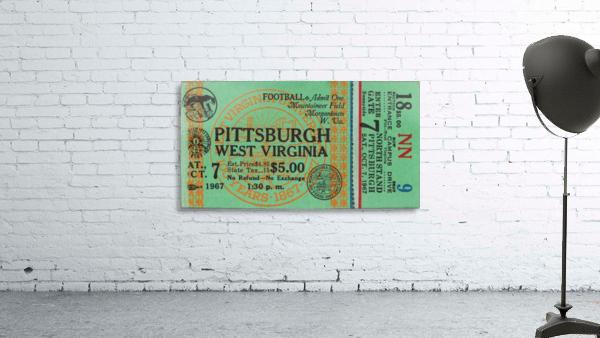 1967 West Virginia vs. Pitt