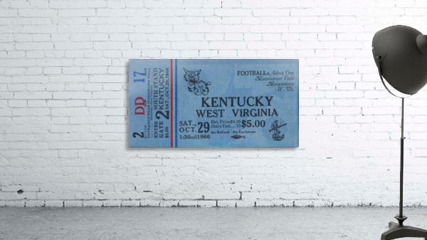1967 Kentucky vs. West Virginia