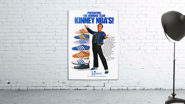 1979 Kinney NBA Shoes Ad