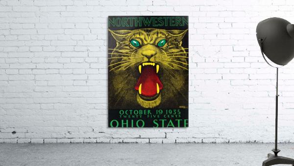1935 Northwestern vs. Ohio State