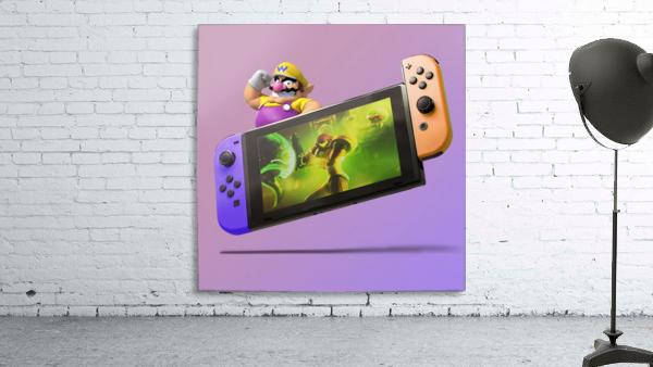 Nintendo Switch Wario