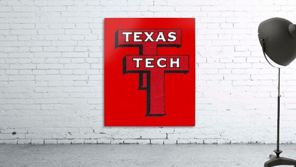 1948 Texas Tech Art