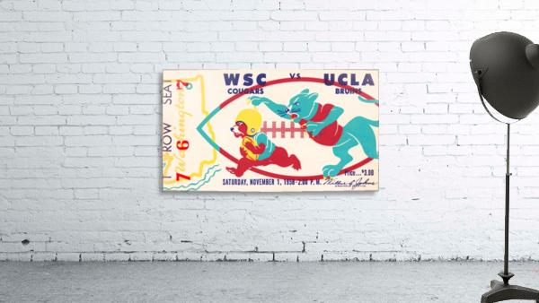1958 UCLA vs. Washington State