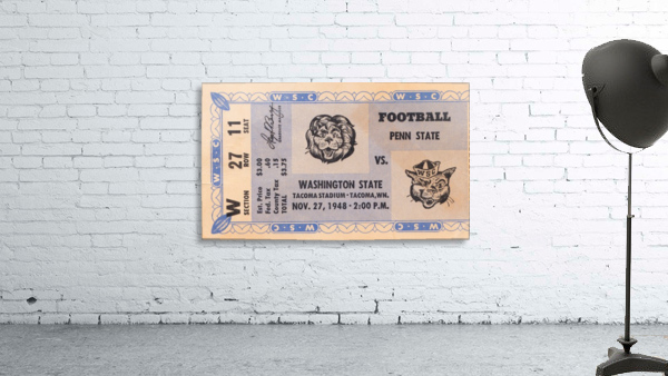 1948 Washington State vs. Penn State