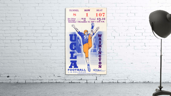 1947 UCLA vs. Washington