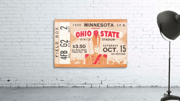 1949 Ohio State vs. Minnesota
