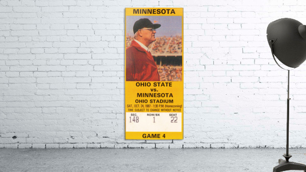 1987 Ohio State vs. Minnesota
