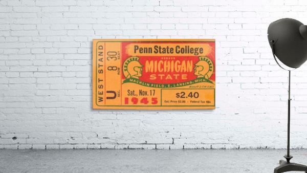 1945 Michigan State vs. Penn State