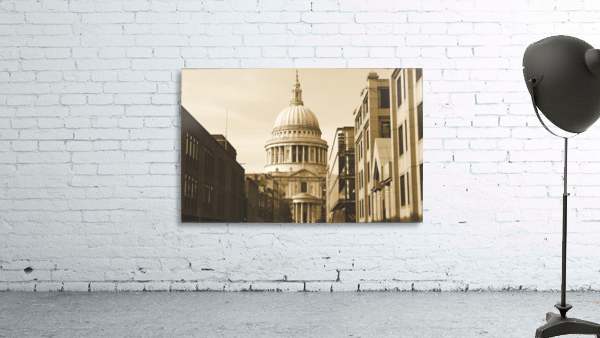London - St  Pauls Cathedral