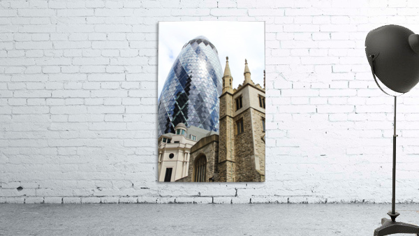 London old and new
