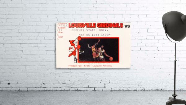 1983 Memphis State vs. Louisville