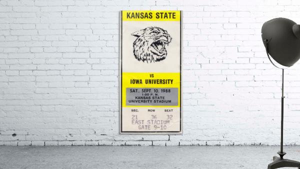 1988 Kansas State vs. Iowa