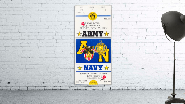 1983 Army vs. Navy