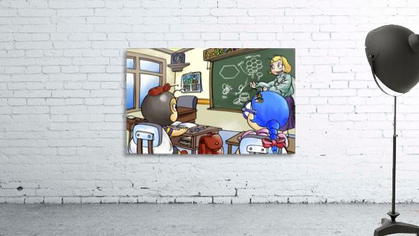 School Days - Teacher - Bugville Critters