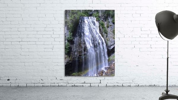 Narada Falls at Mount Rainier Pacific Northwest