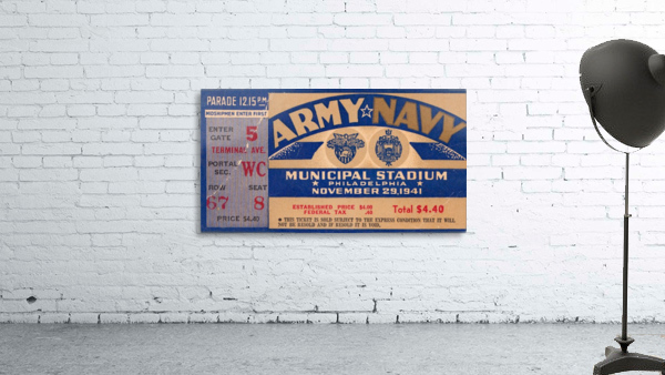 1941 Army Navy Game