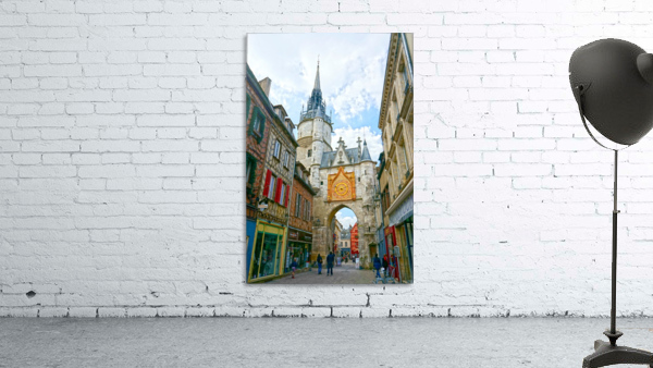 Auxerre France Snapshot in Time