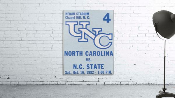 1982 North Carolina vs. NC State