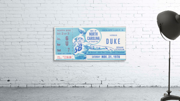 1970 North Carolina vs. Duke
