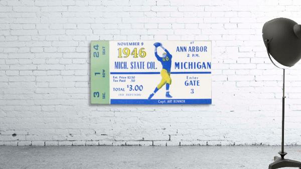 1946 Michigan vs. Michigan State