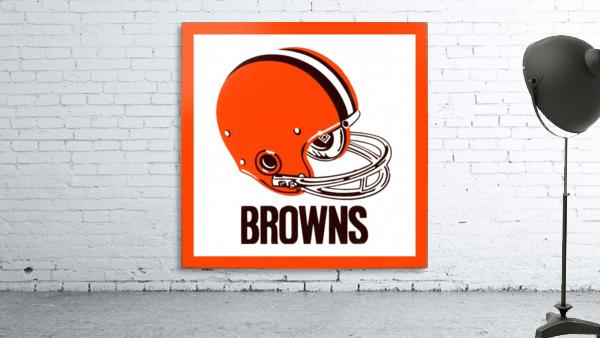 1971 Cleveland Browns Helmet