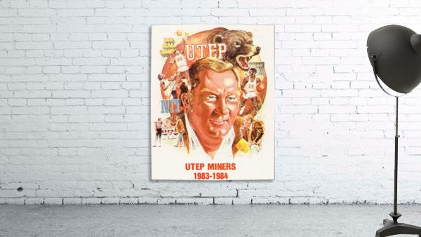 1983 UTEP Basketball