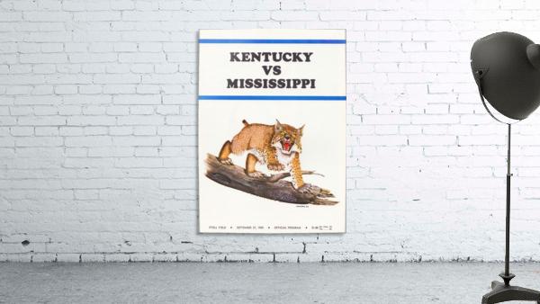 1969 Kentucky vs. Mississippi