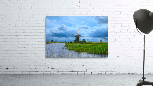 Windmills of the Netherlands 3 of 4