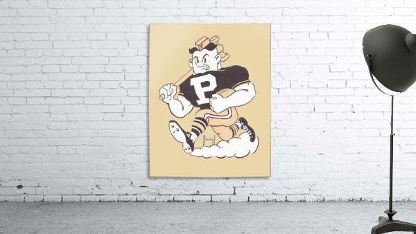 1981 Purdue Pete Art