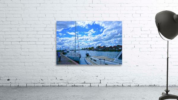 Inland Harbor Netherlands 2 of 5