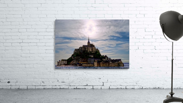 Mount Saint Michael The Fires of Heaven
