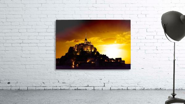 Majestic Mount Saint Michael