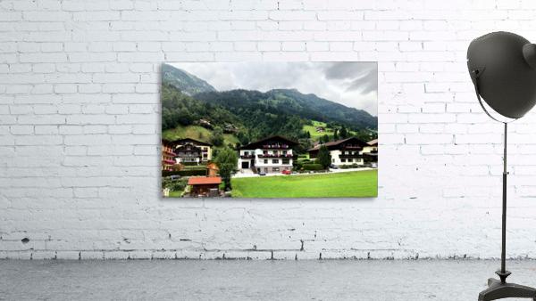 Hofgastein Dolomities Alpen