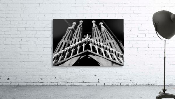 the Cathedral - La Sagrada Familia