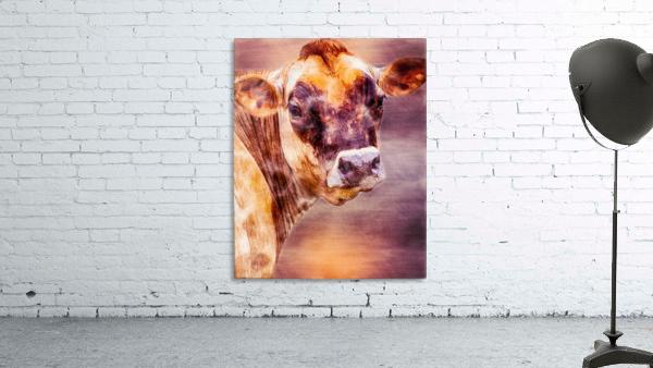 Beautiful Dairy Cow