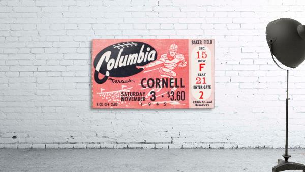 1945 Columbia vs. Cornell