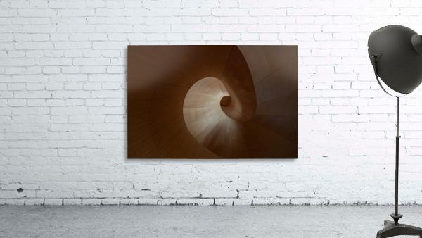 Spiral by Heather Bonadio
