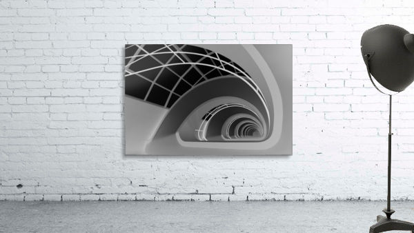 Antwerp-Stairs by jan niezen