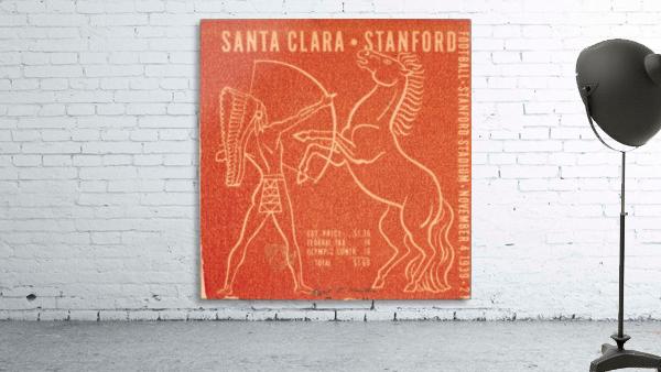 1939 Santa Clara vs. Stanford