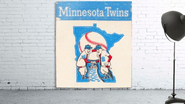 1967 Minnesota Twins Art