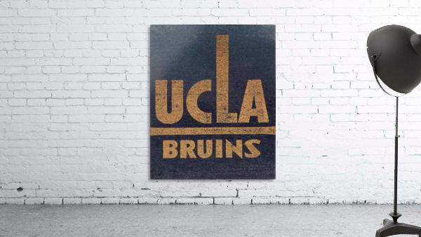 Vintage UCLA Bruins Art
