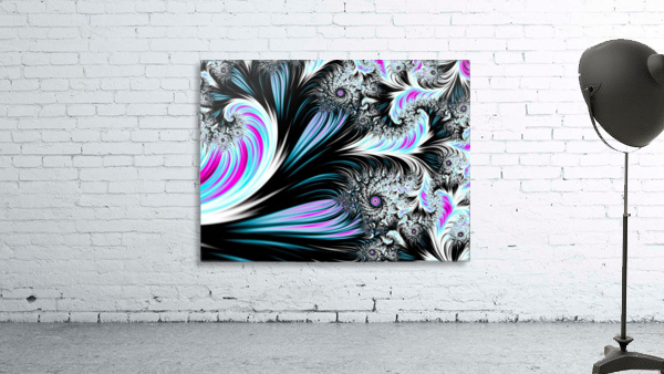 Abstract background waves.