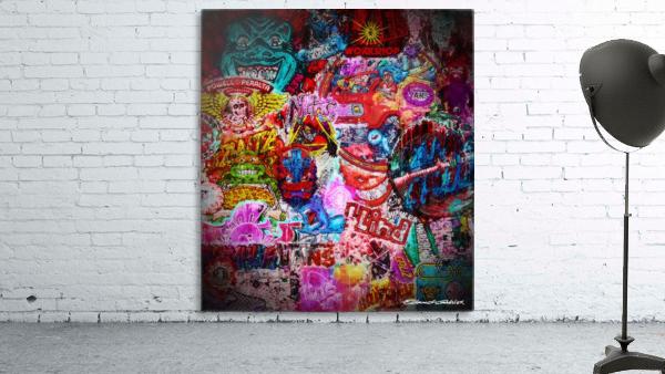 Big Street art