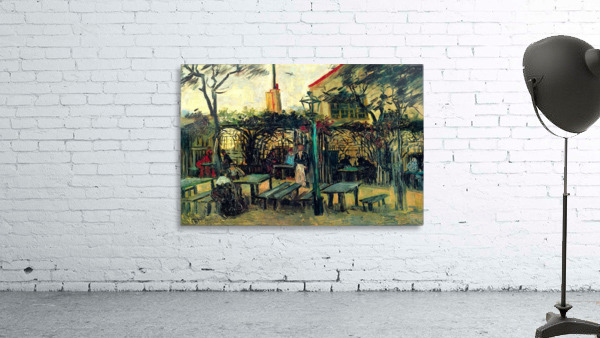 Terrace of a Cafe by Van Gogh