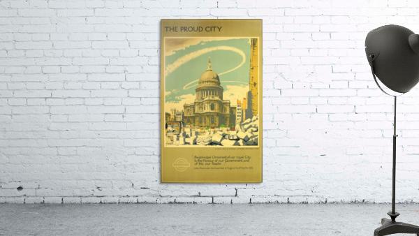 The Proud City