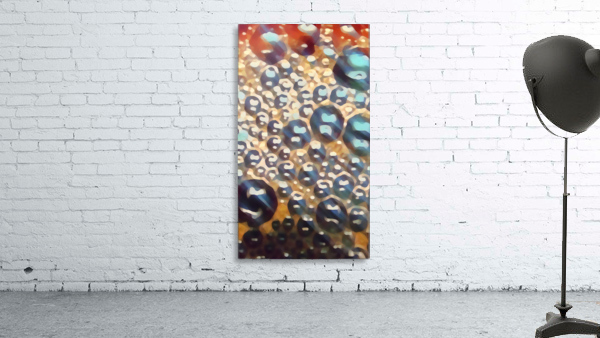 coffee bubbles art