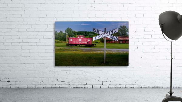 Rail Car in Exmore VA