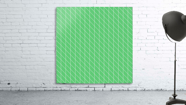 Green Color Checkers Pattern