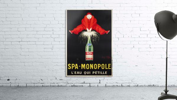 Spa-Monopole - Leau qui petille