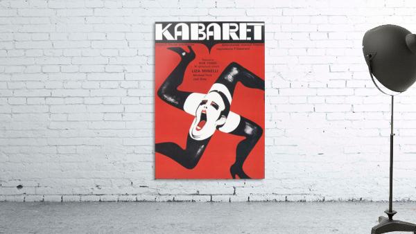 Polish Film Poster Cabaret Wiktor Gorka